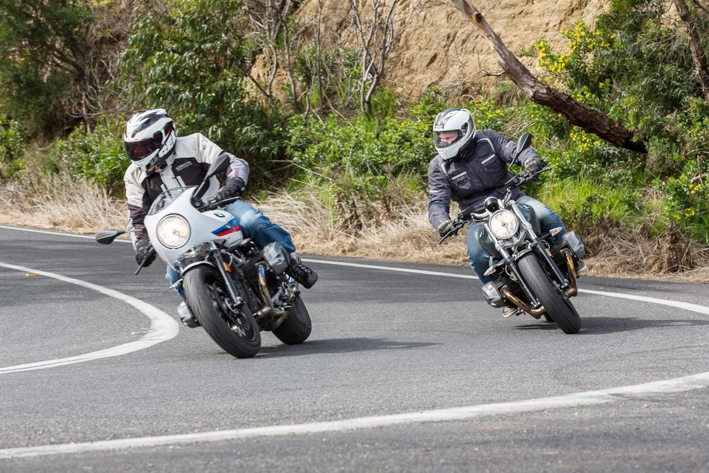 2017 BMW R nineT Pure/Racer review - www bikesales com au