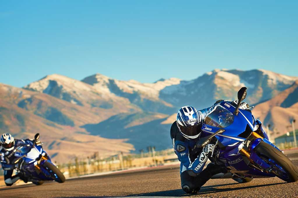 2017 Yamaha YZF-R6 launch review - www bikesales com au