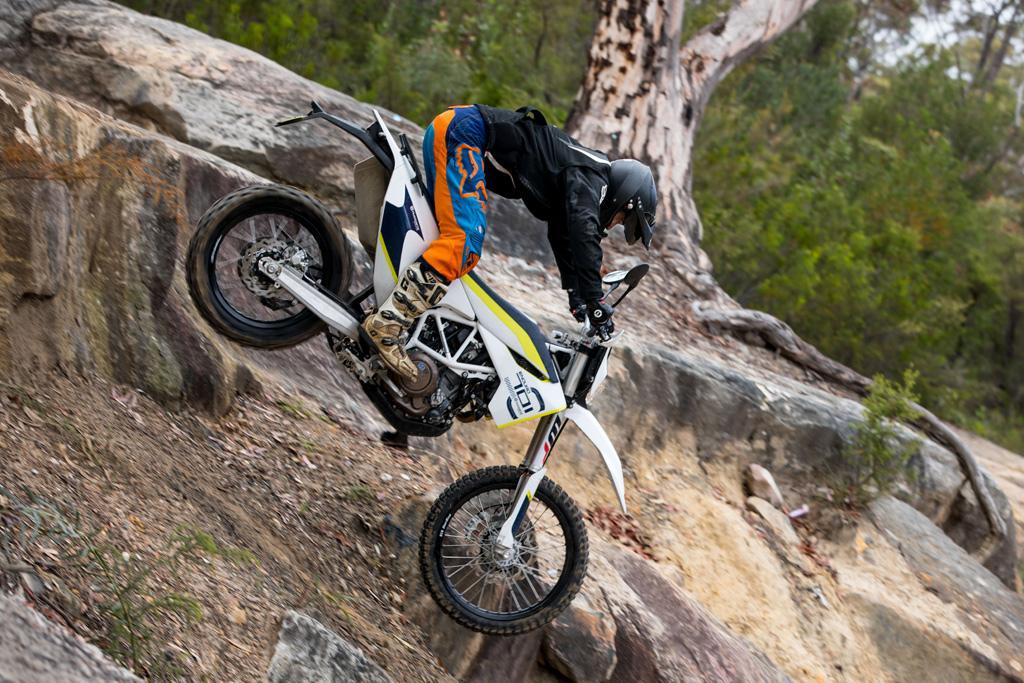 2018 Husqvarna 701 Enduro review - www bikesales com au