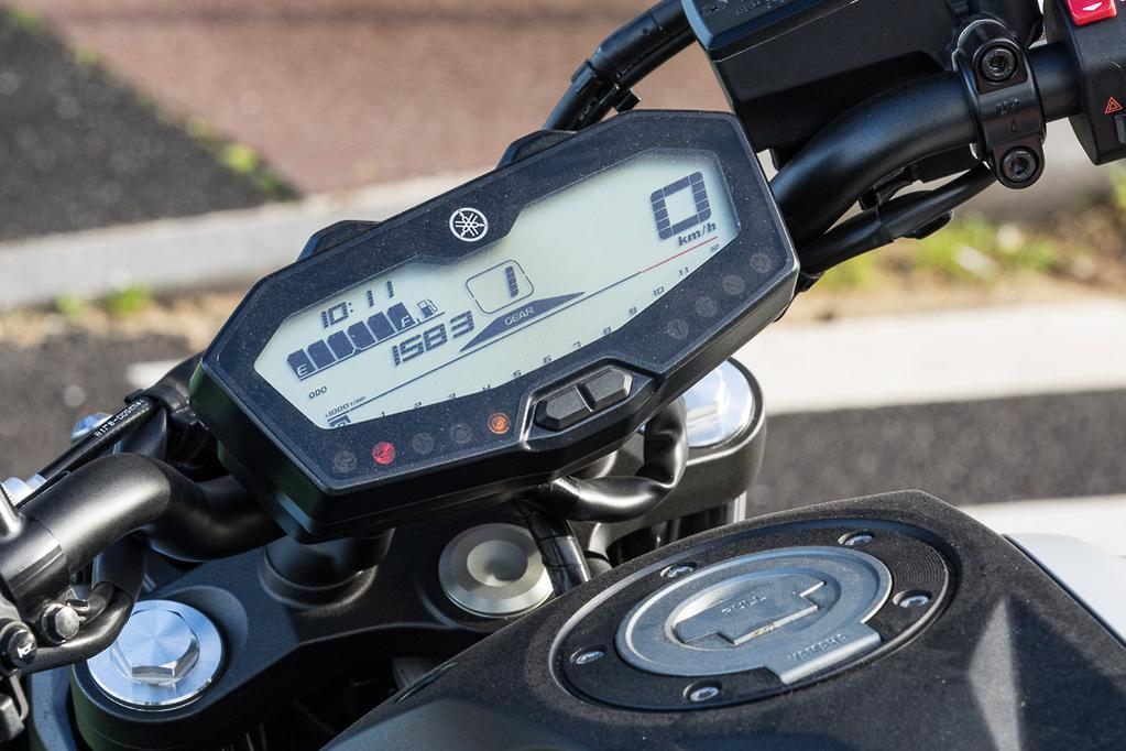2019 Yamaha MT-07 LA review - www bikesales com au