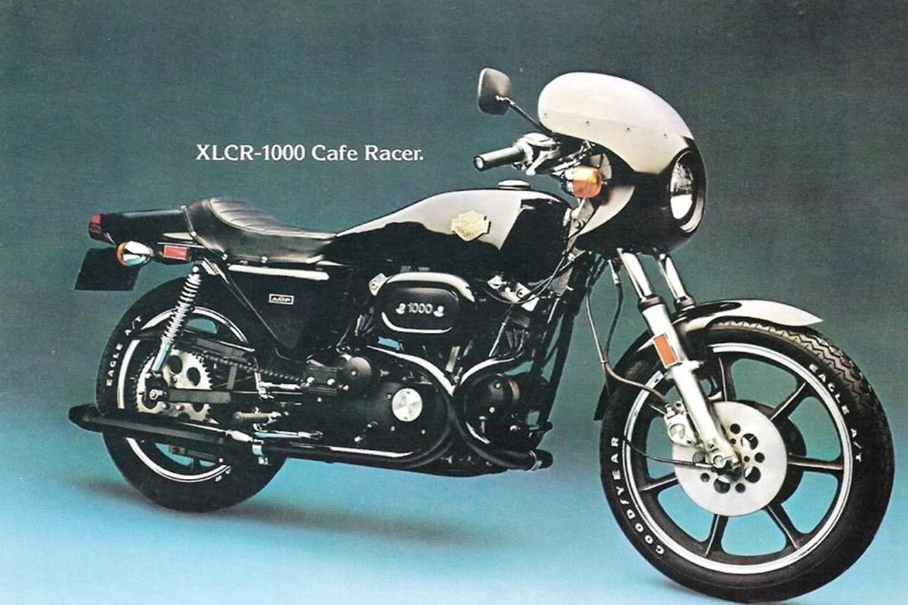 6 of Harley's stand-out Sportsters over 60 years - www