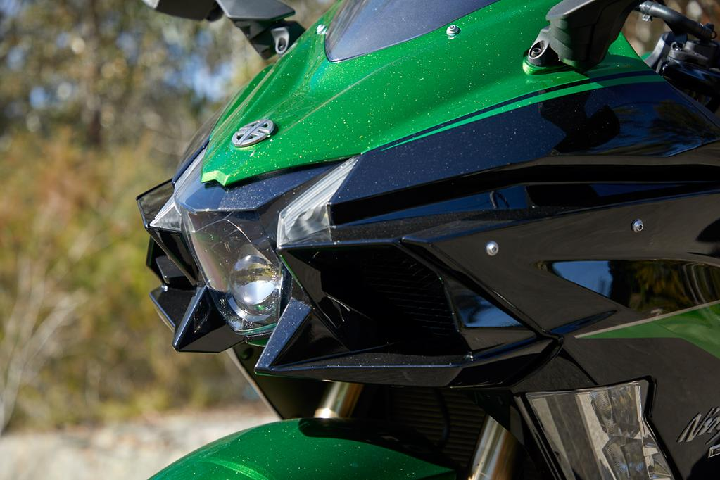 2018 Kawasaki H2 SX SE review - www bikesales com au