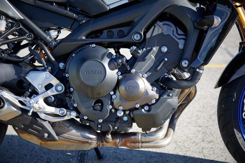 2018 Yamaha MT-09 SP review - www bikesales com au