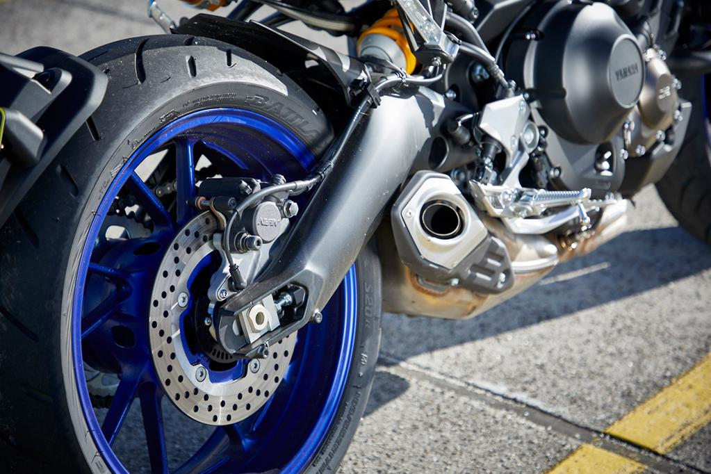 2018 Yamaha MT-09 SP review - www bikesales com au