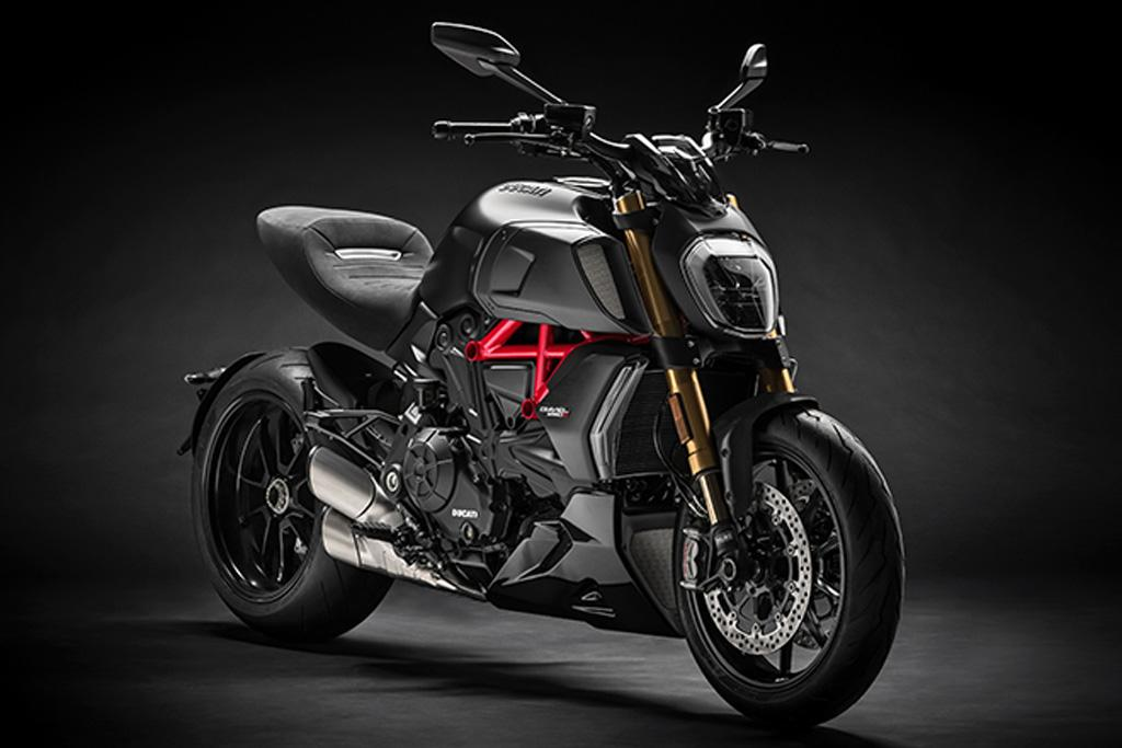 2018 Eicma Ducati Diavel 1260 Hypermotard 950 And Multistrada 950