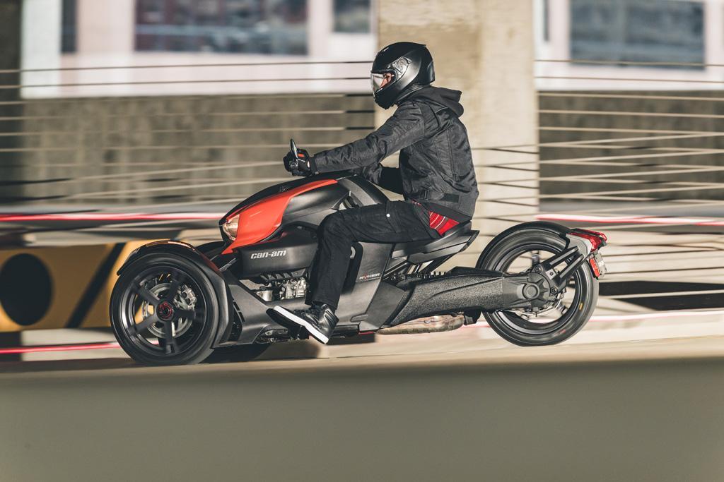 2019 Can-Am Ryker three-wheeler range - www bikesales com au