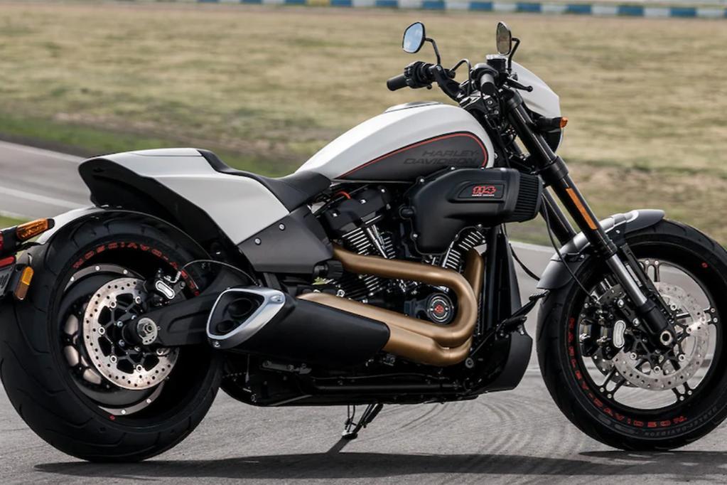 Harley Davidson Softail Fxst Price
