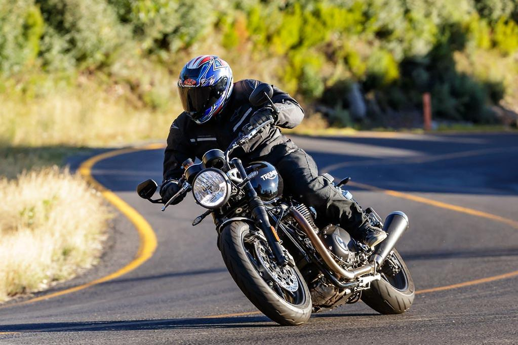 2019 Triumph Speed Twin launch review - www bikesales com au