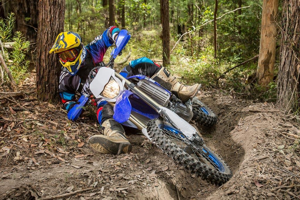 2019 Yamaha WR450F review - www bikesales com au