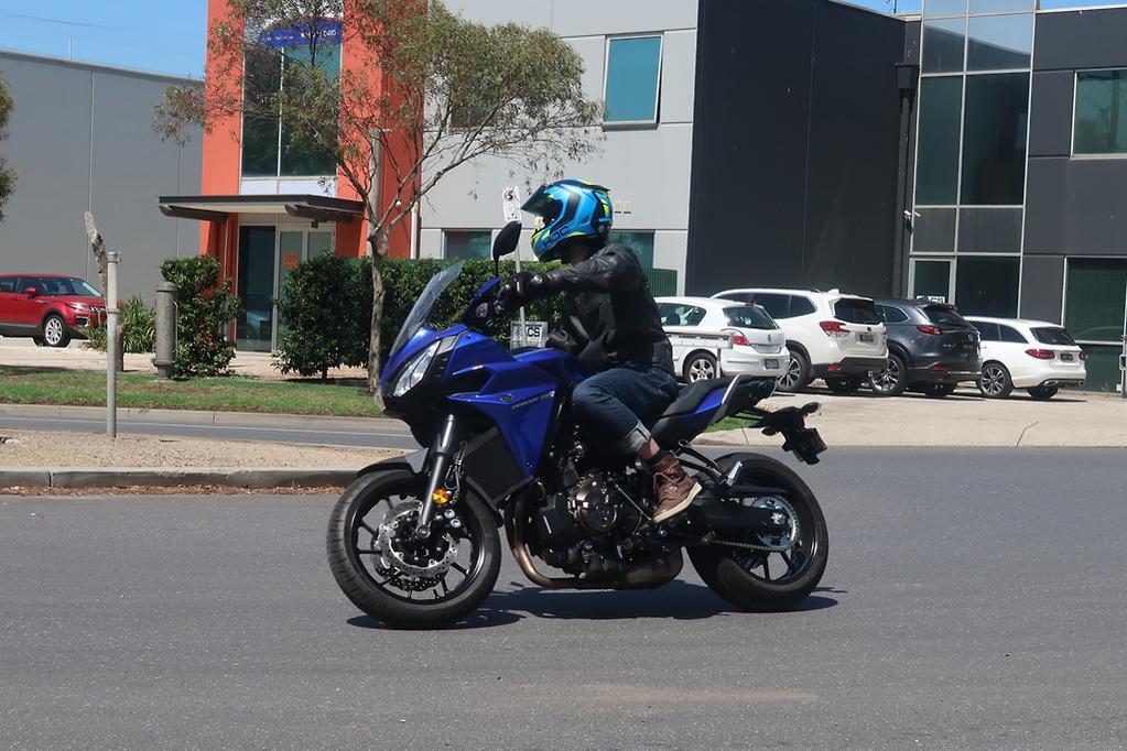 2020 Yamaha Tracer 700 Review Www Bikesales Com Au
