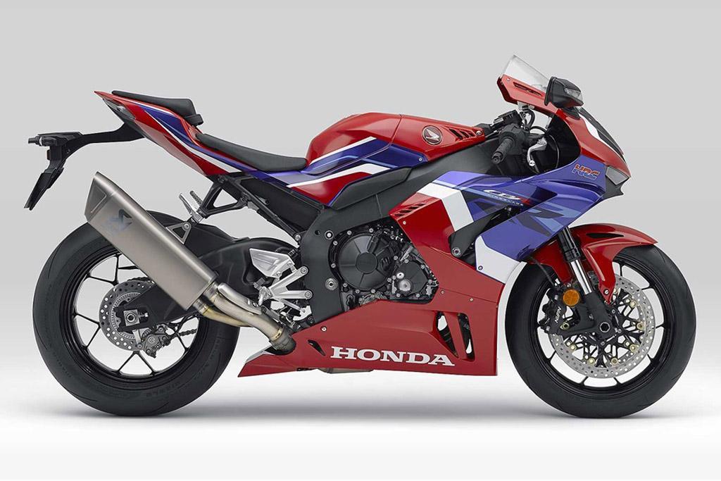 Honda cbr 2020