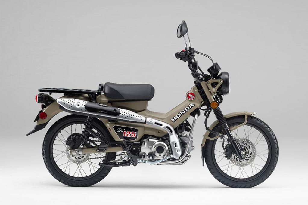 2020 Honda Ct125 Confirmed For