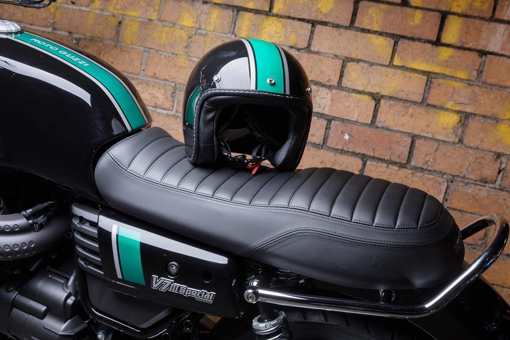 2017 Moto Guzzi V7 III launch review - www bikesales com au