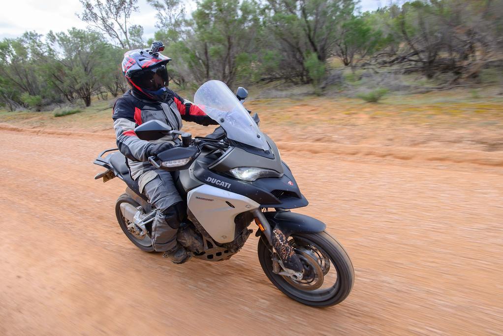 Ducati Multistrada Performance Packages