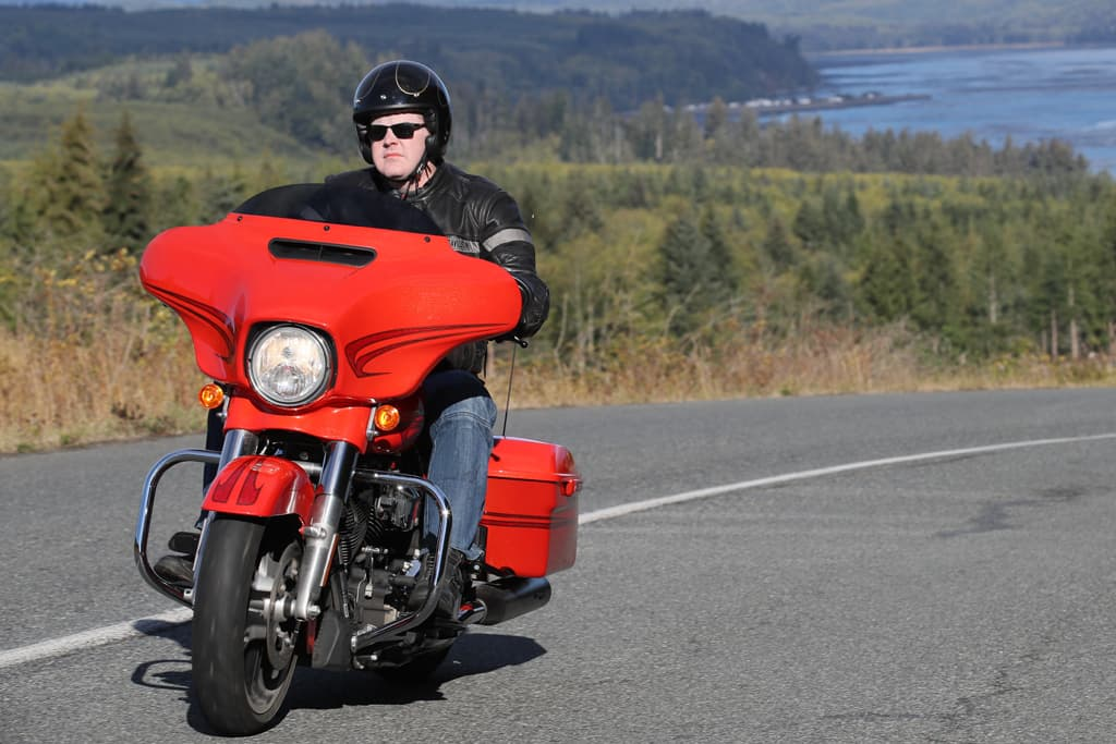 2017 Harley-Davidson Street Glide Special and CVO Street