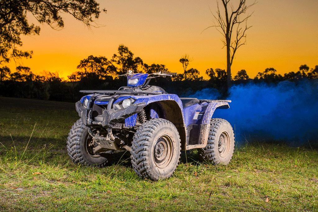 2018 yamaha kodiak 450 launch review for Yamaha kodiak 700 top speed