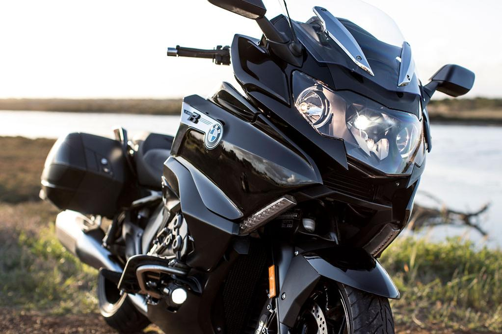 First ride: BMW K 1600 B Bagger - www bikesales com au