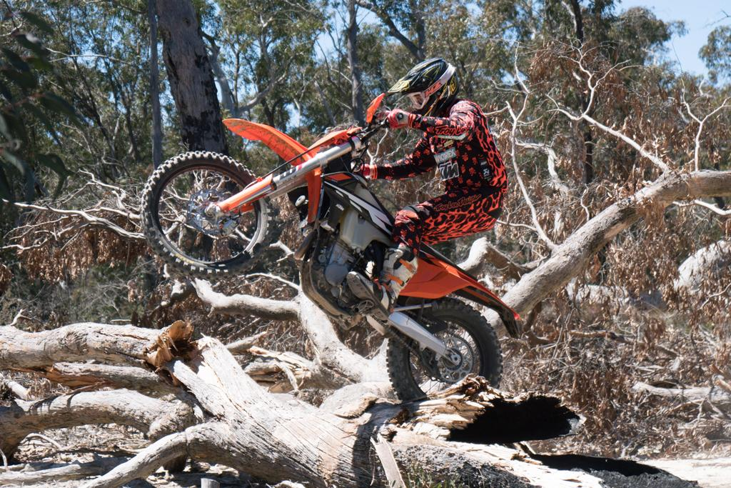 2017 KTM 350 EXC-F and 500EXC-F review - www bikesales com au
