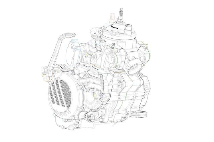 Husqvarna Adds 2t Fuel Injection Technology