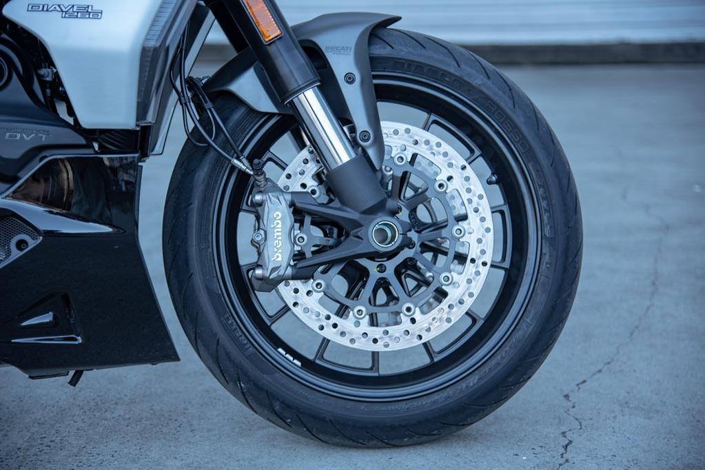 2019 Ducati Diavel 1260 review - www bikesales com au