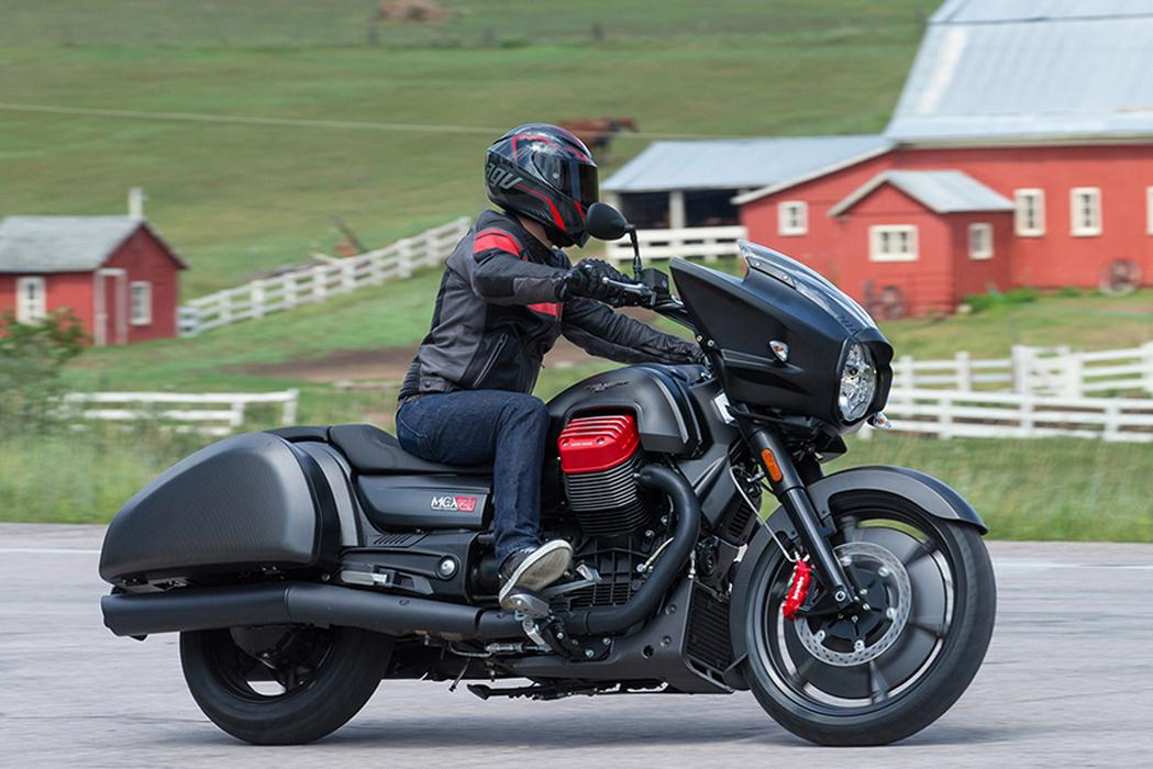 Moto Guzzi Flying Fortress Specs