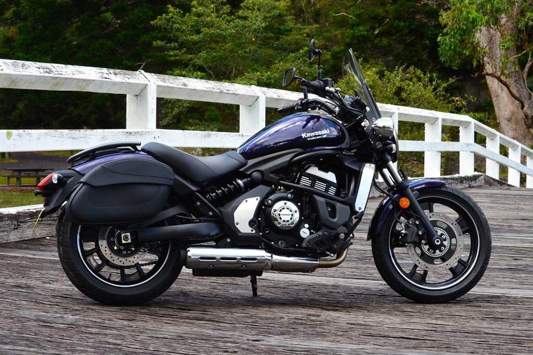 First Ride Kawasaki Vulcan S Www Bikesales Com Au