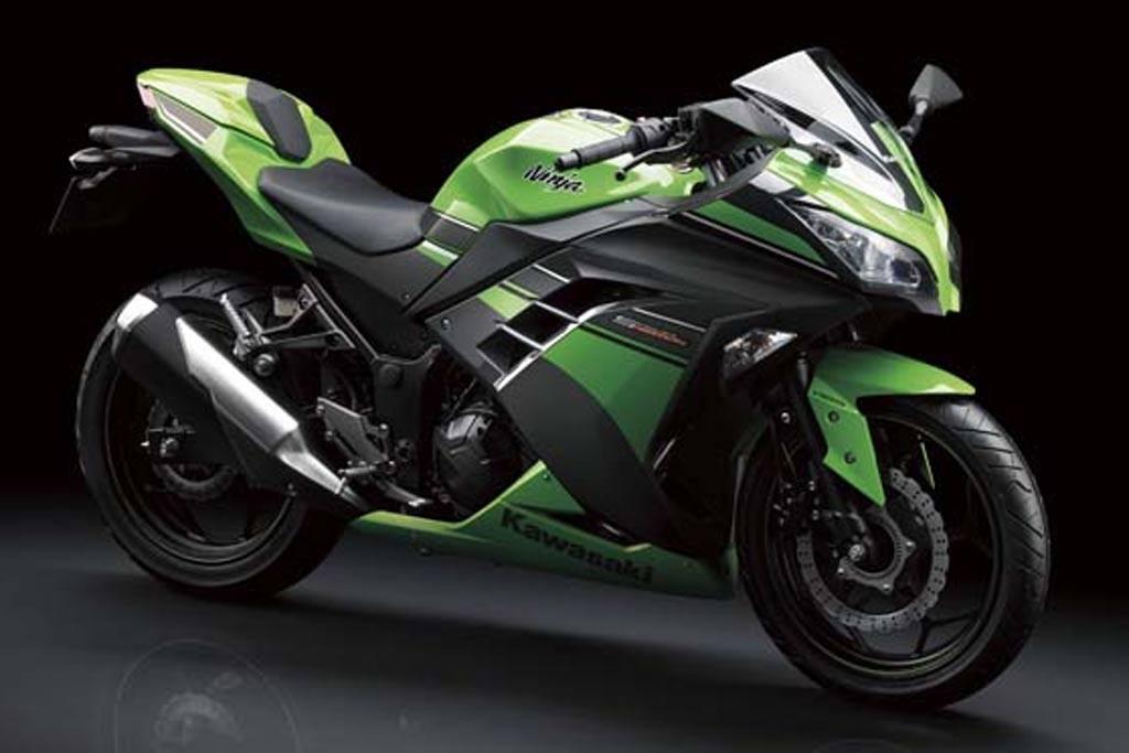 2013 Kawasaki Ninja 250R uncovered - www.bikesales.com.au
