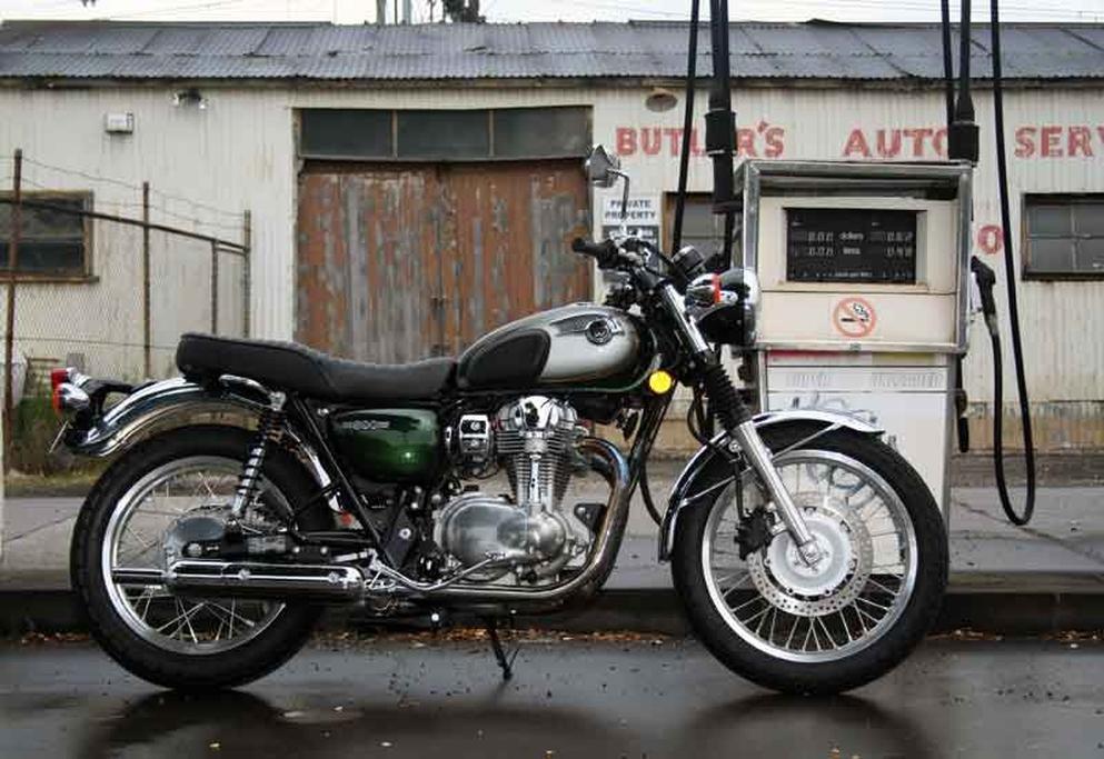 Kawasaki W800 Wwwbikesalescomau