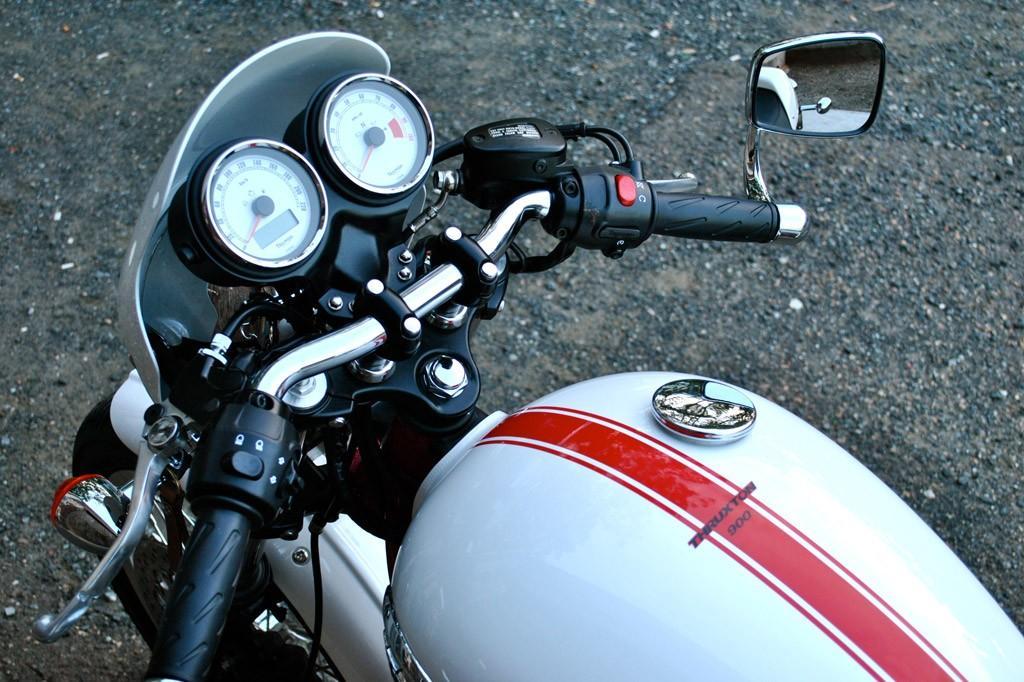 Feature: Café cool, coffee racer - www bikesales com au