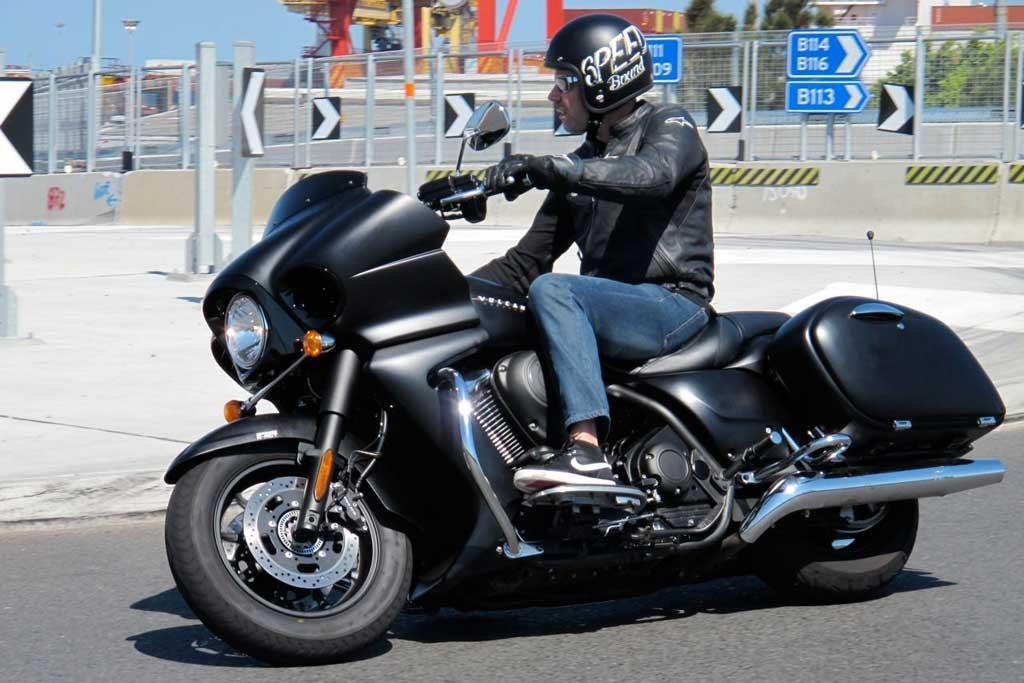 Kawasaki VN1700 Vaquero - www bikesales com au