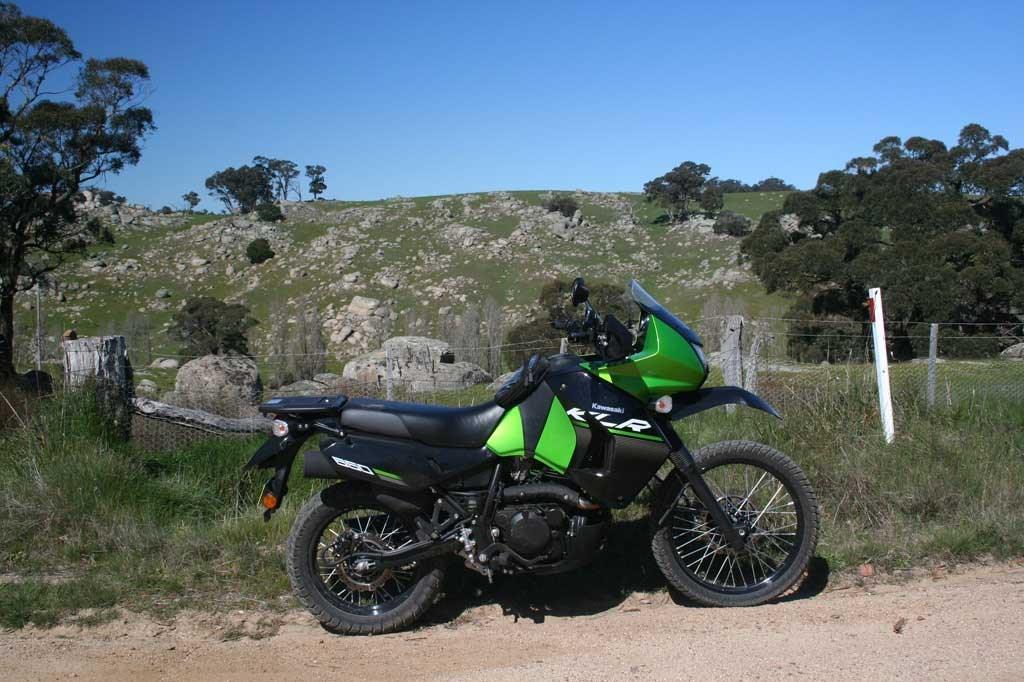 Quick spin: Kawasaki KLR650 New Edition - www bikesales com au