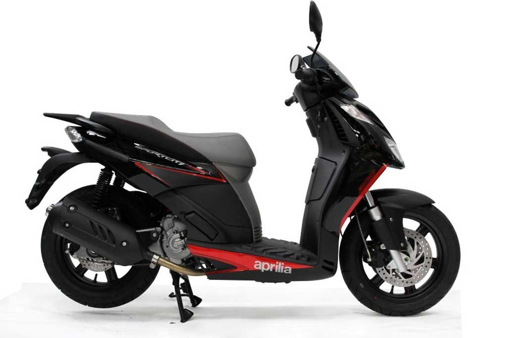 2012 aprilia sportcity street cube 300. Black Bedroom Furniture Sets. Home Design Ideas