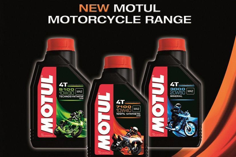 Motul launches new motorcycle lubricants range - www bikesales com au