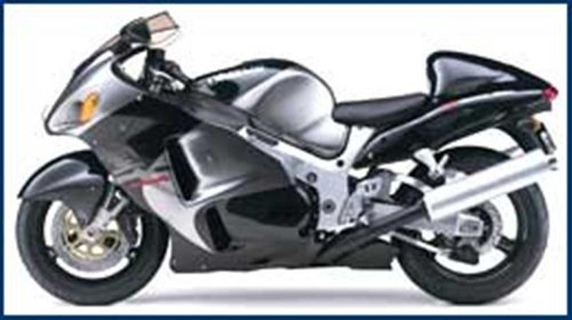 Suzuki Hayabusa 2001 - www bikesales com au