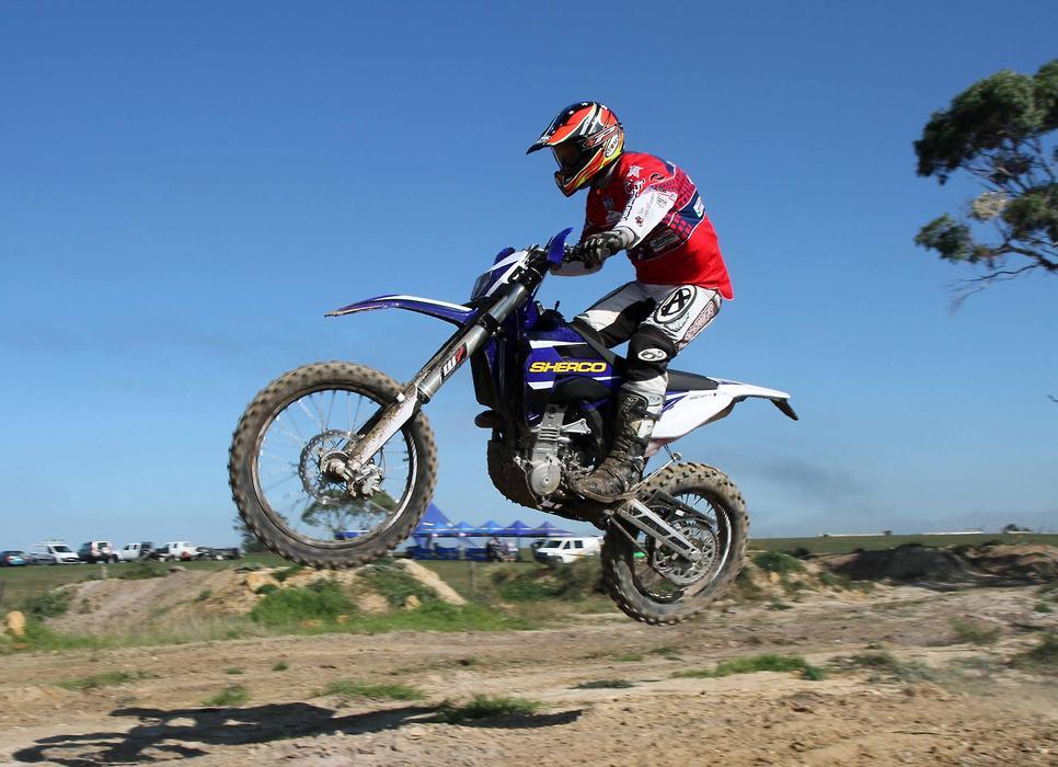 First Ride Sherco 450 Sef R Www Bikesales Com Au