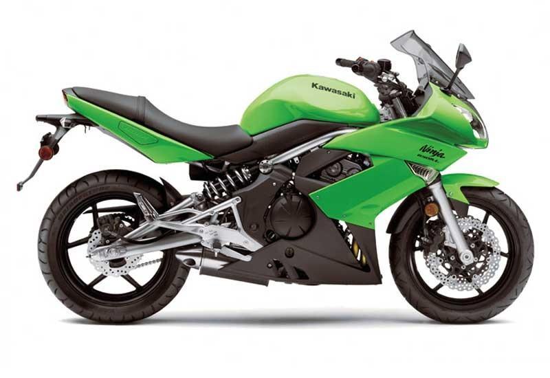 Kawasaki Lams Approved Bikes