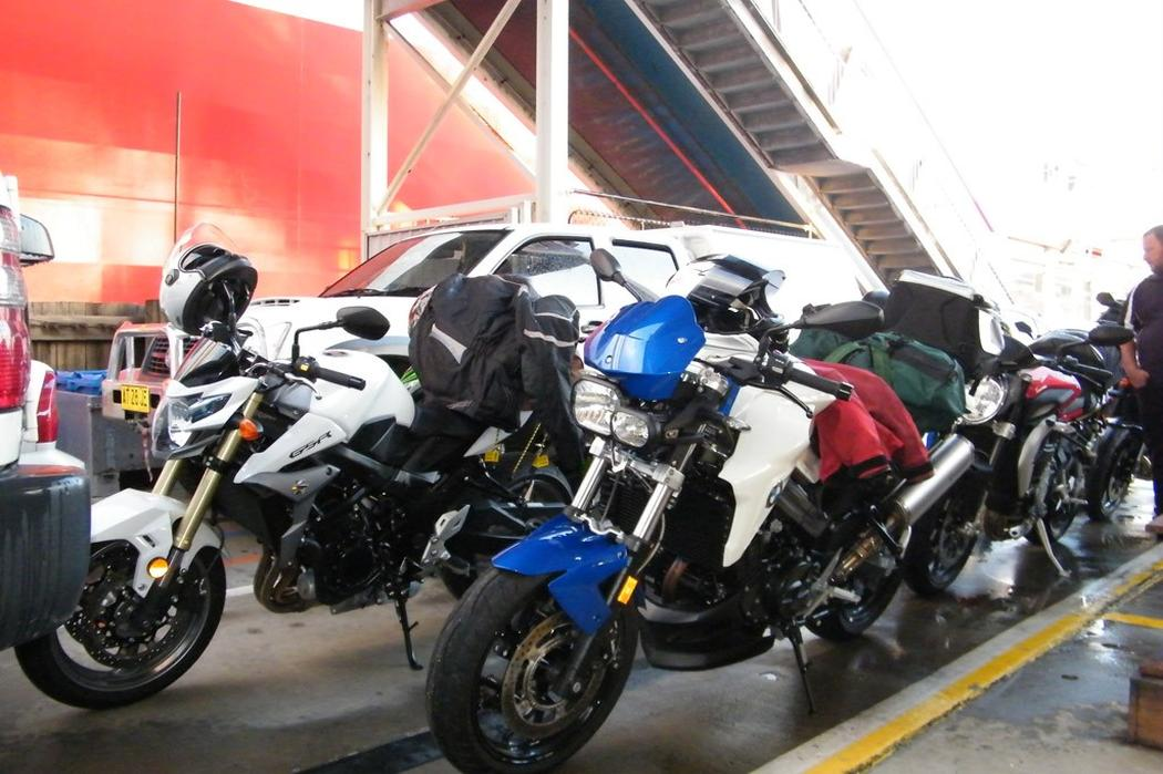 Suzuki Motorcycle Dealers Tasmania