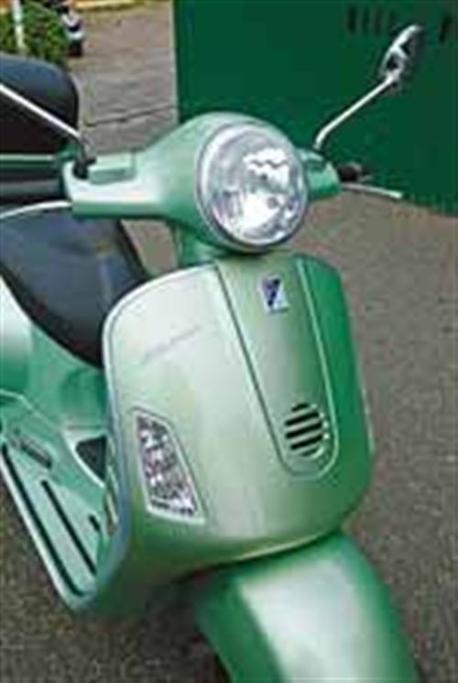 Vespa GT200 - www bikesales com au