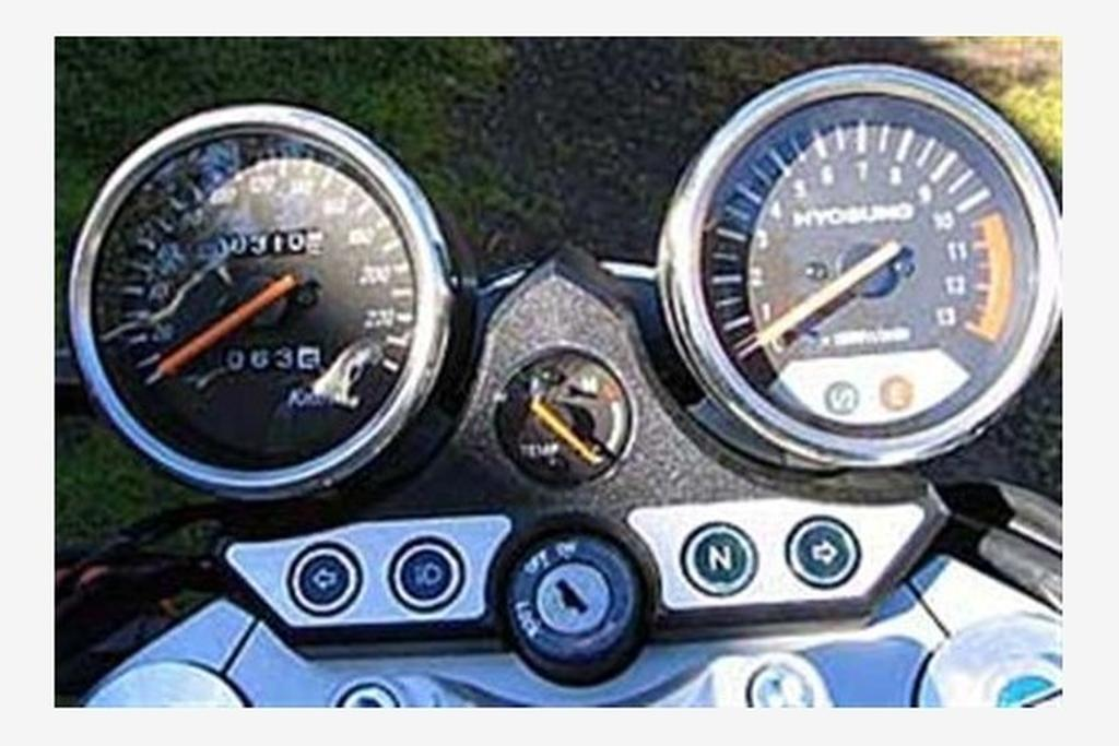 Hyosung GT650 - www bikesales com au