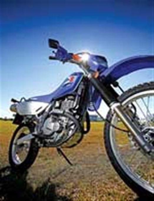 Suzuki DR650 - www bikesales com au