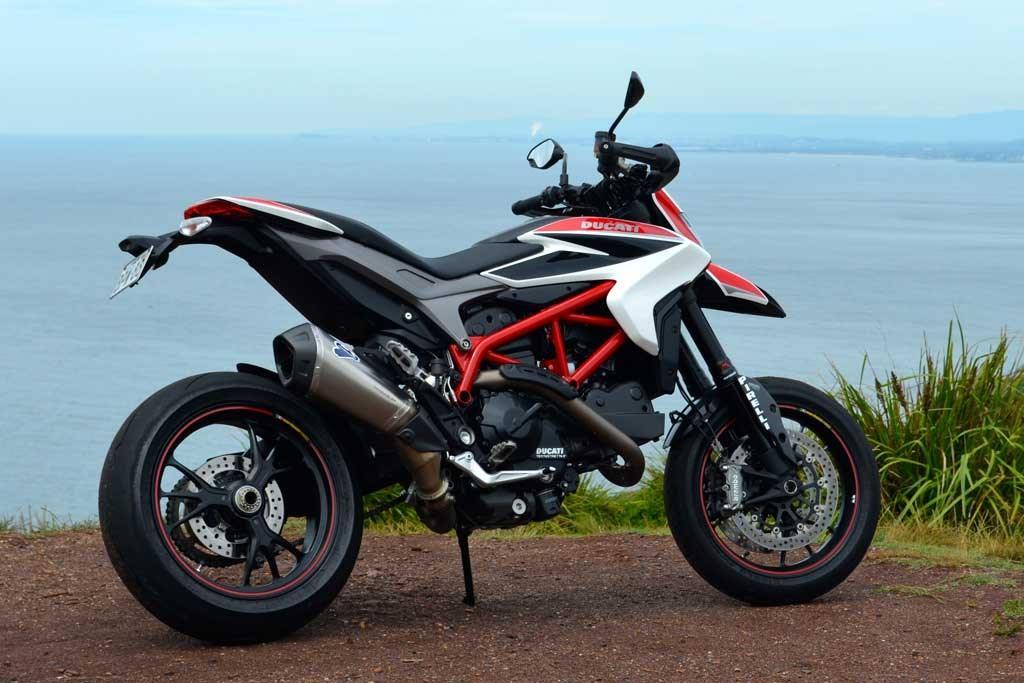 First Ride Ducati Hypermotard Sp Wwwbikesalescomau