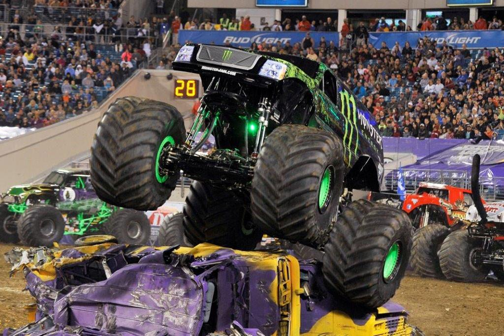 monster jam sydney pitpass gurmit - photo#32