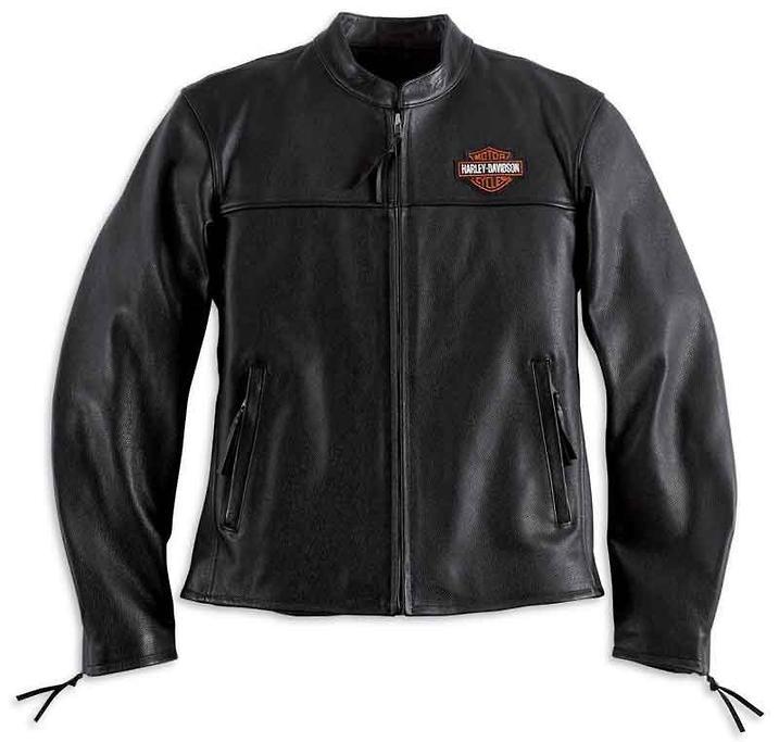 Harley Davidson Competition Leather Jacket