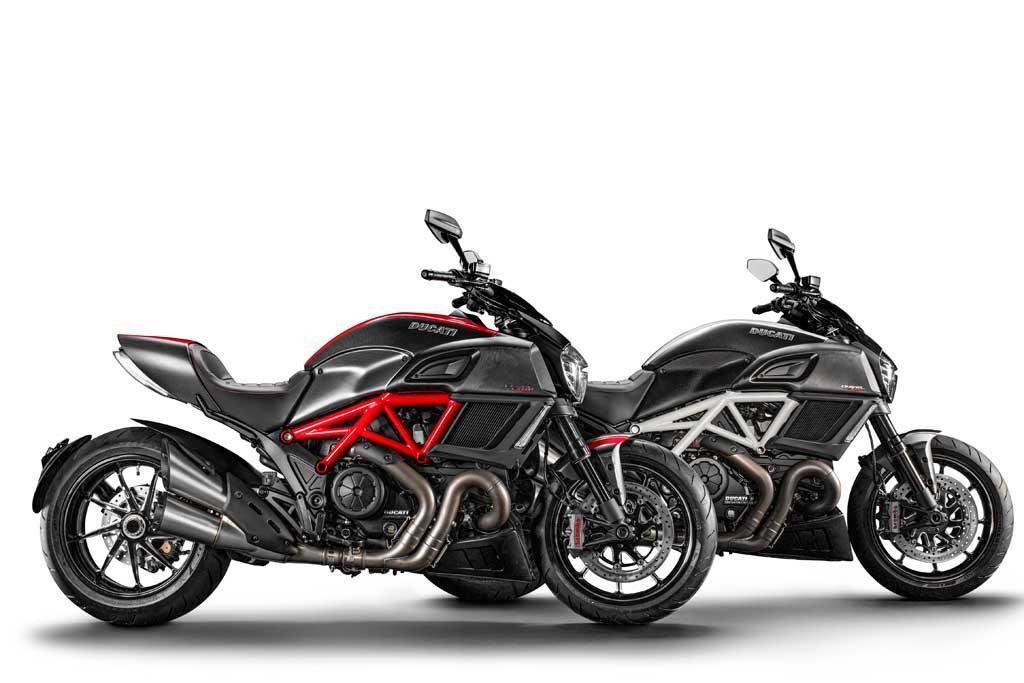 Ducati Diavel Bikesales