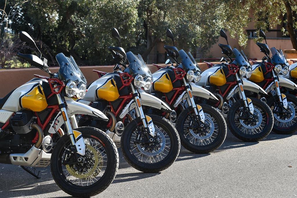 Moto Guzzi V85TT adventurer arrives Down Under - www