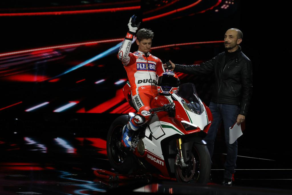 Eicma 2017 Ducati Unveils Panigale V4 Www Bikesales Com Au