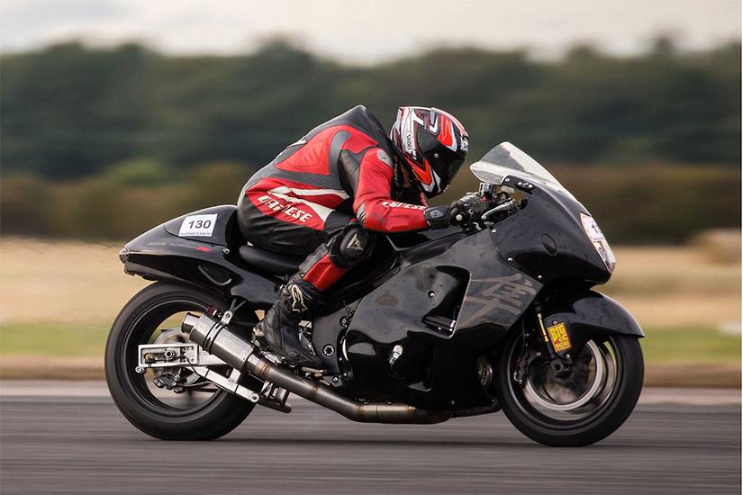 Registered Hayabusa hits 437km/h! - www bikesales com au