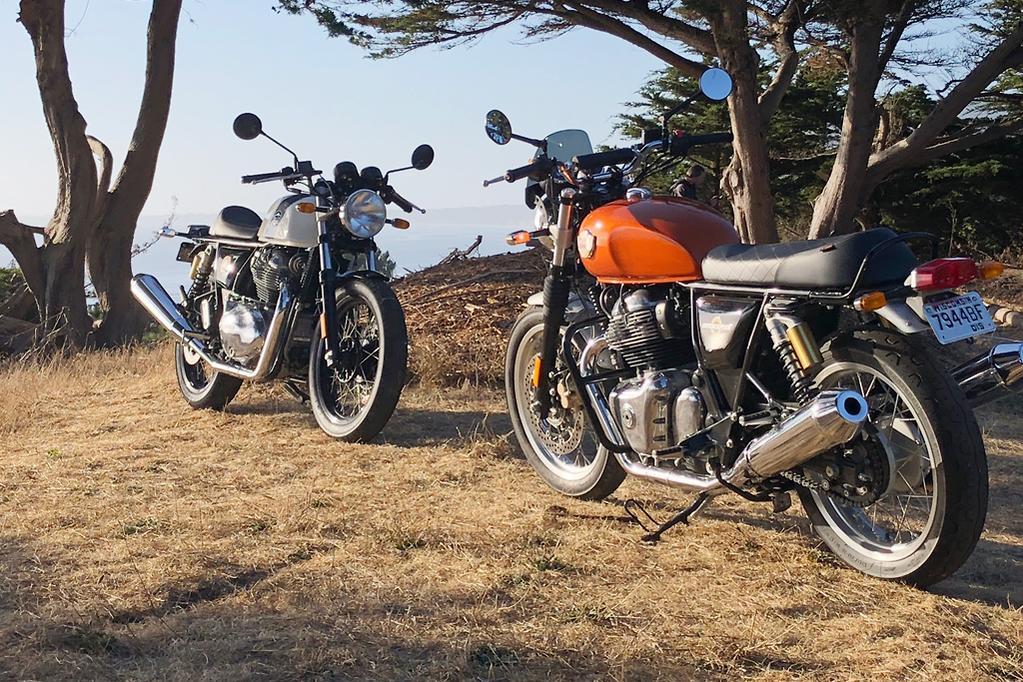 2018 Royal Enfield 650 Twins review - www bikesales com au
