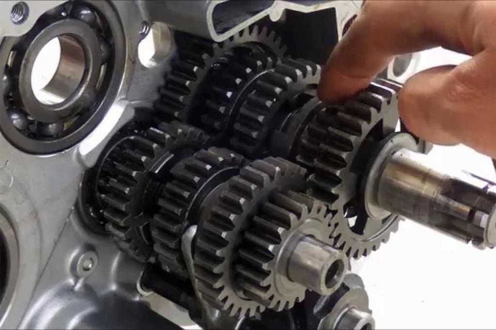 Advice: how a motorcycle gearbox works - www bikesales com au