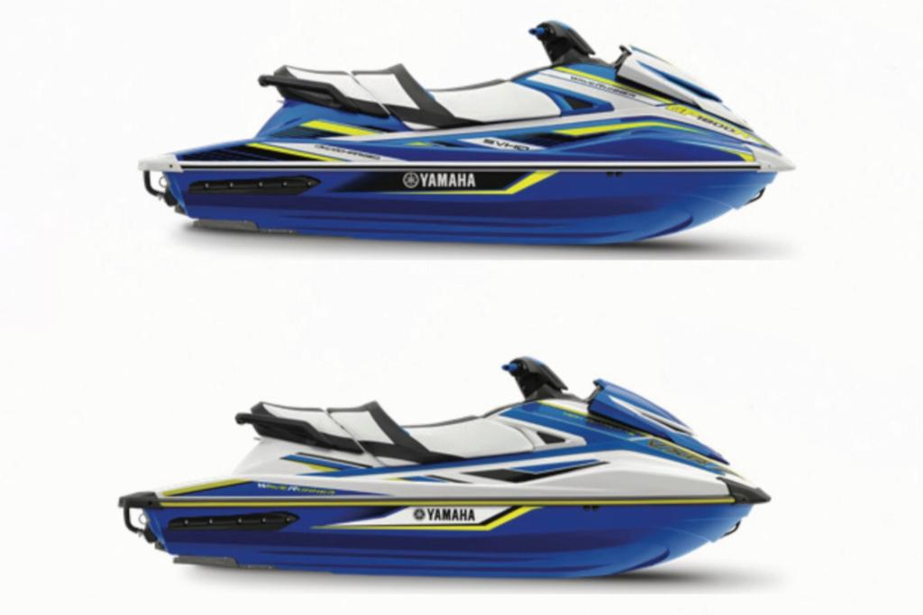 2019 Yamaha WaveRunner model year changes detailed - www